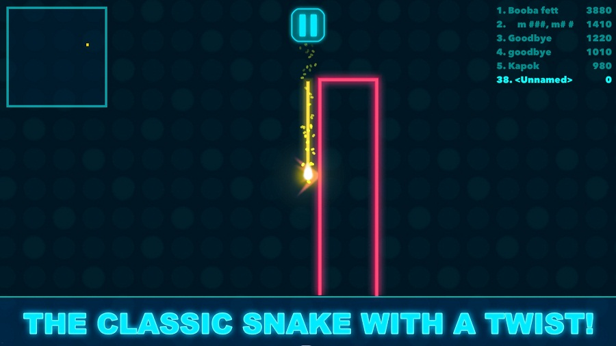 Powerline.io The Classic Snake With A Twist